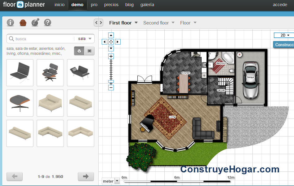 Beautiful Scenery floorplan 4