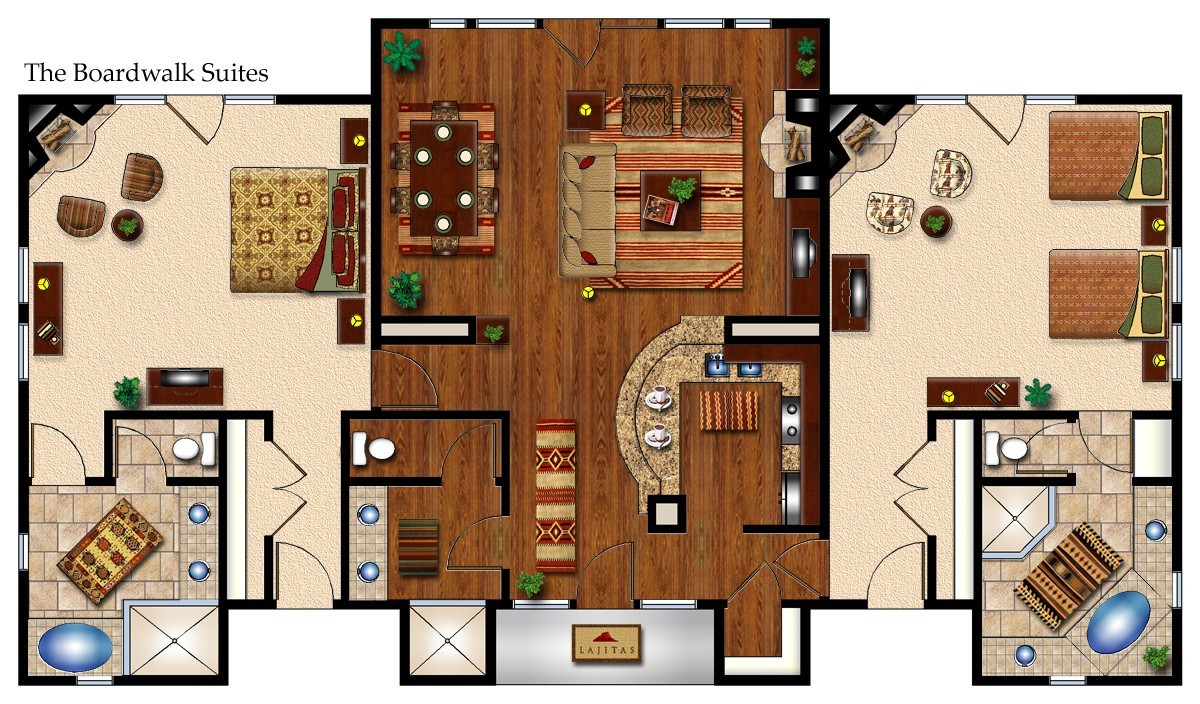 House-on-the-Bend floorplan 4