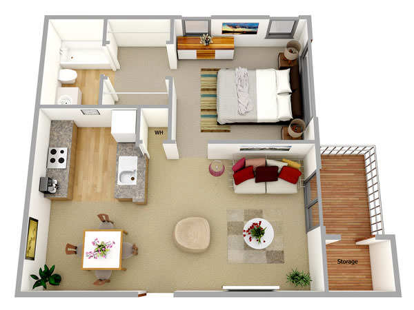 Phuket's Finest Investment! floorplan
