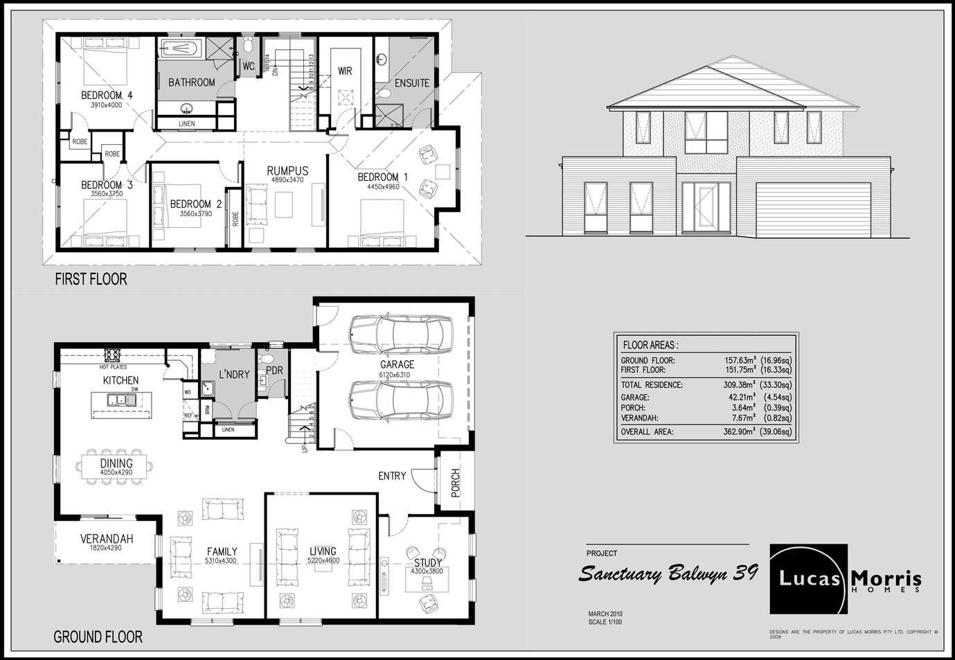 We Are Also Big on Small balance commercial real estate Lending floorplan 4